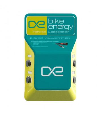 Statie de incarcare e-bike POINT P4B