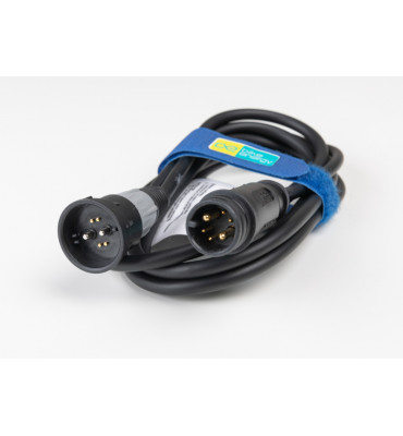 Cablu de incarcare e-bike Flyer-1 (36 VDC, 5 A)