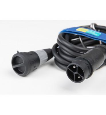 Cablu de incarcare e-bike Flyer-2 (36-48 VDC, 5 A)