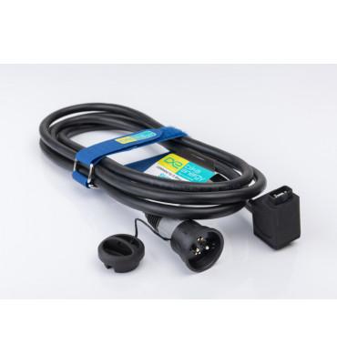 Cablu de incarcare e-bike Shimano-2 (36 VDC, 5.5 A)