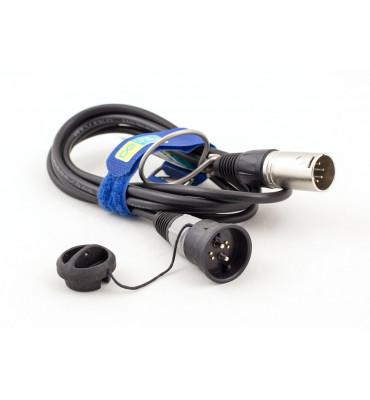 Cablu de incarcare e-bike TranzX (36 VDC, 2 A)