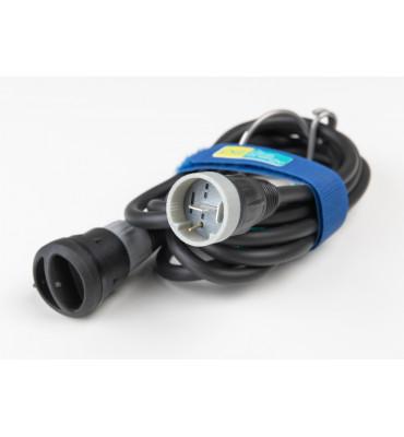 Cablu de incarcare e-bike Yamaha-2 (36 VDC, 5 A)