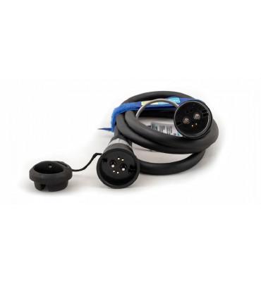 Cablu de incarcare e-bike TQ (50.4-58.8 VDC, 5 A)