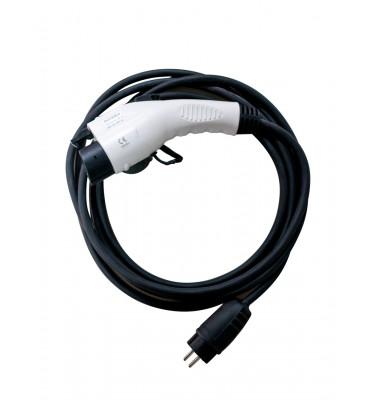 Cablu incarcare Schuko la T1 Tazzari