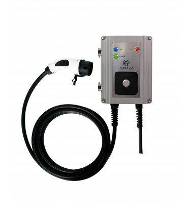 GS107T2GC-CP 7kW Statie incarcare EV cu aplicatie mobila