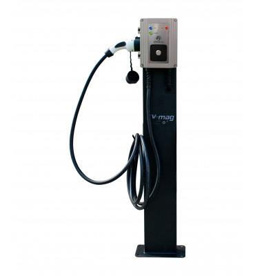 GS107T2GCS-CP 7kW Statie incarcare EV cu aplicatie mobila