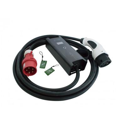 GSZ-16/3R 11kW Statie de incarcare masini electrice portabila