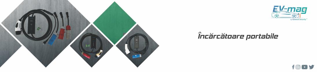 Statii de incarcare masini electrice Mobile - Incarcatoare Portabile