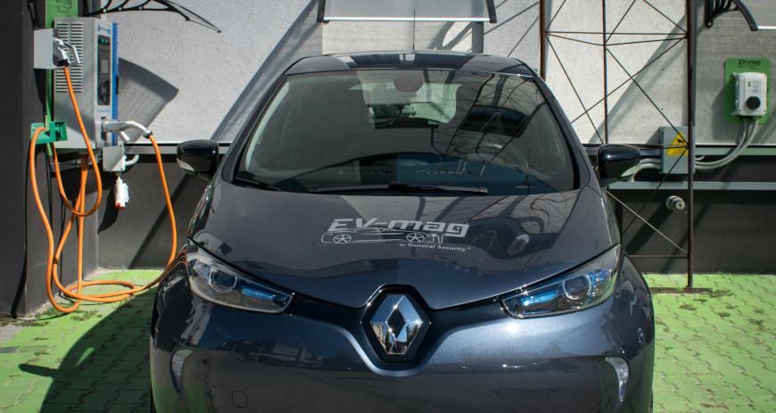 Recomandări privind încărcarea Renault ZOE
