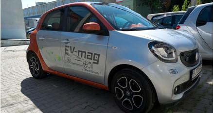 Recomandări privind încărcarea Smart Fortwo si Smart Forfour Electric Drive