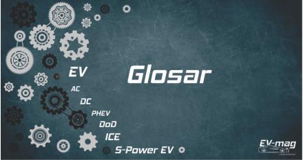 Glosar de termeni și acronime referitoare la vehicule electrice