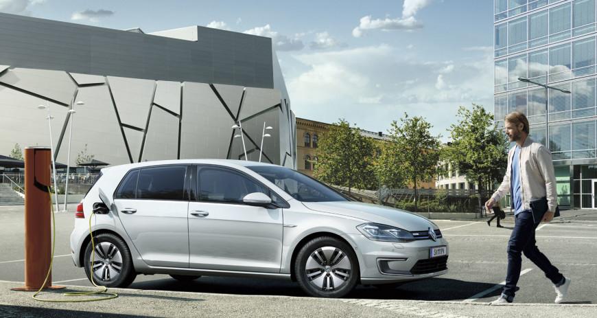 Recomandări despre încărcarea Volkswagen E-Golf