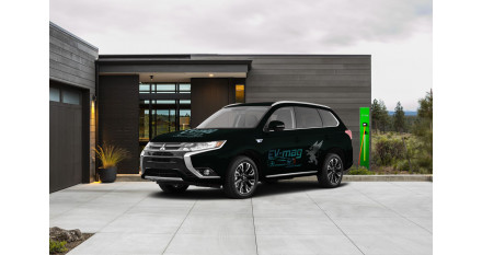 Recomandări privind încărcarea Mitsubishi Outlander PHEV