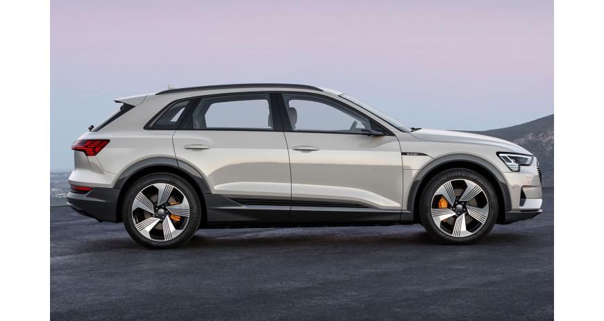 Recomandări privind încărcarea Audi e-tron