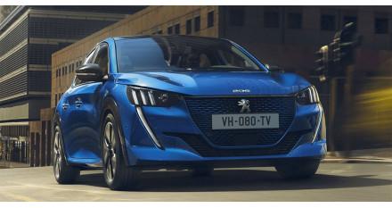 Recomandari privind incarcarea Peugeot e-208