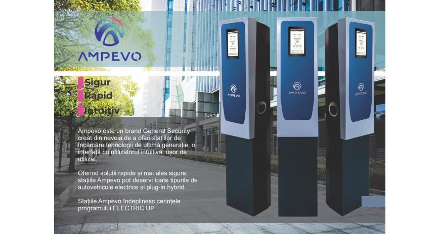 Statii de incarcare pentru Electric Up