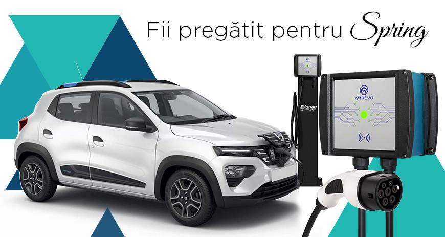 Recomandari privind incarcarea Dacia Spring Electric