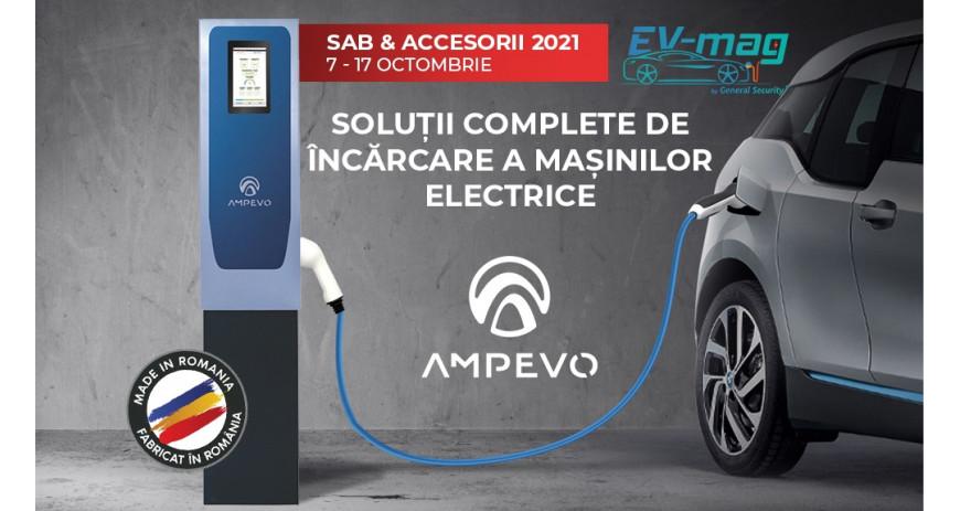 Salonul Auto București & Accesorii 2021